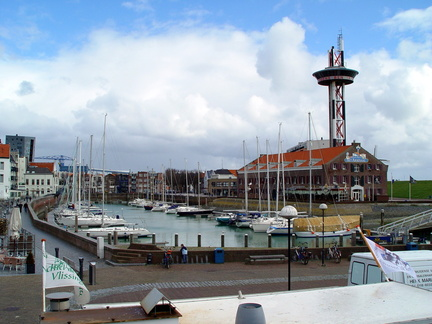 Sports marina in Vlissingen